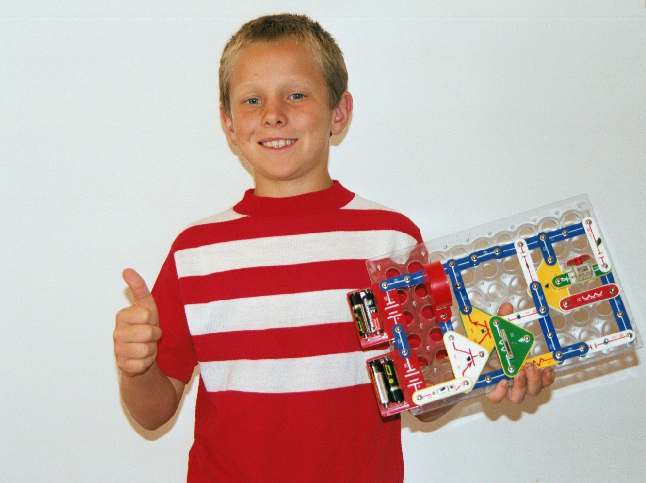 Kid Inventor Creative Electronics Kit, Advanced 320 ...