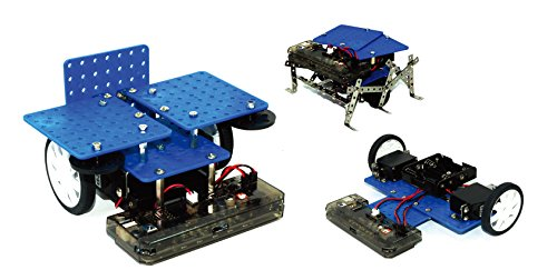 In programmable robot kit stem learning educational