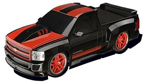Toys For Trucks Greenville : Chevy silverado truck black interesting