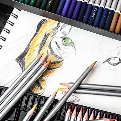 Colore Watercolor Pencils - Water Soluble Colored Pencils ...