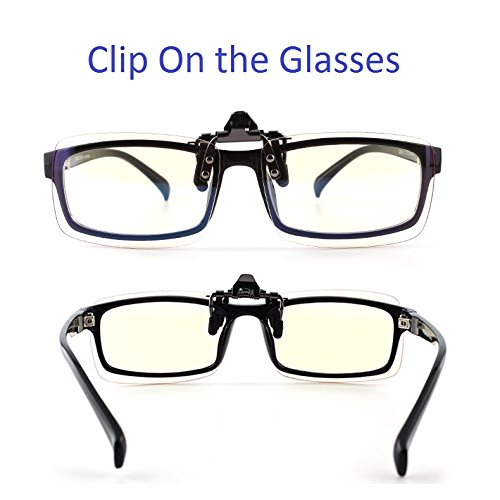 Clip On Glare Protection For Glasses