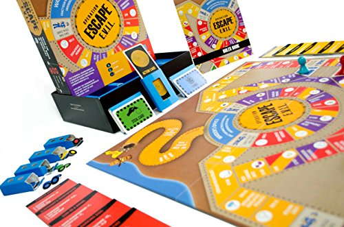 Toys For Kids 8 12 : Escape evil fun educational board games stem toys on