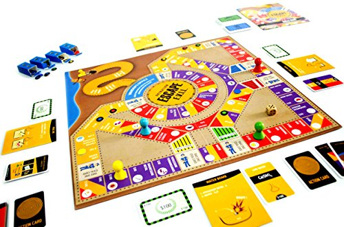 Toys For 8 10 : Escape evil fun educational board games stem toys on