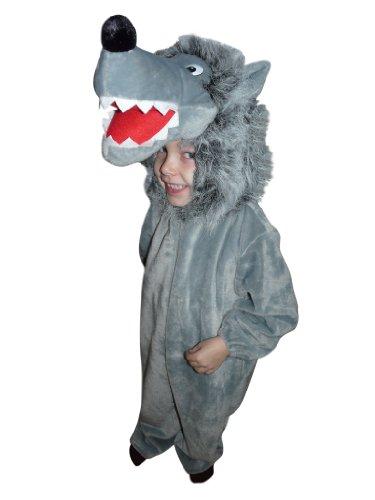 Fantasy World F49 Halloween Wolf Costume for children Size 5 u2013 Kid Inventor®  sc 1 st  Kid Inventor & Fantasy World F49 Halloween Wolf Costume for children Size 5 u2013 Kid ...