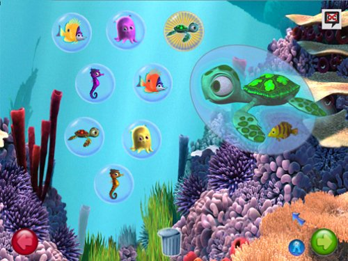Finding Nemo: Nemo's Underwater World of Fun – PC/Mac
