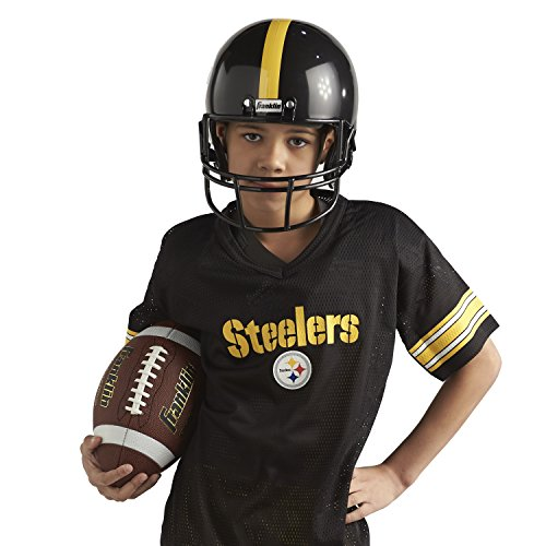online retailer 40a87 ab129 Franklin Sports NFL Pittsburgh Steelers Deluxe Youth Uniform Set, Medium