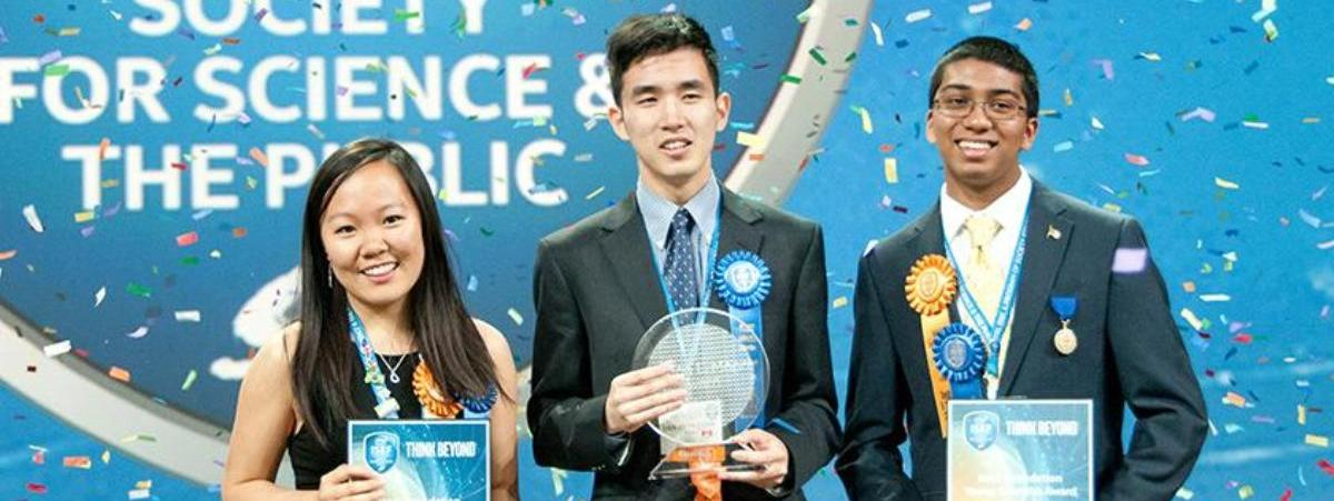 Intel ISEF 2016 Awards. Play STEAM in Early Age, and Win Awards!