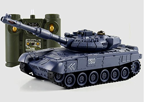 icollect russia battle tank t90 1 24 toys navy blue