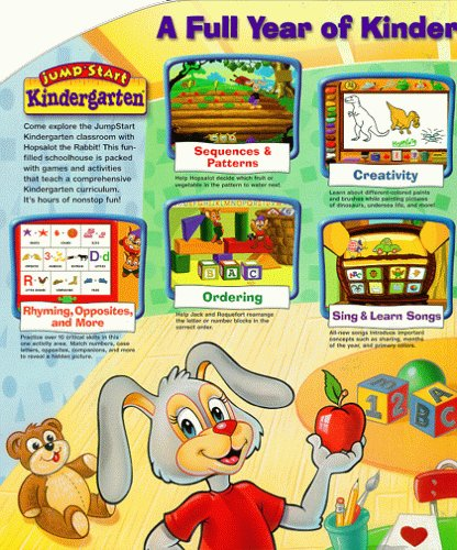 JumpStart Kindergarten 0 1 - Jump Start Kindergarten