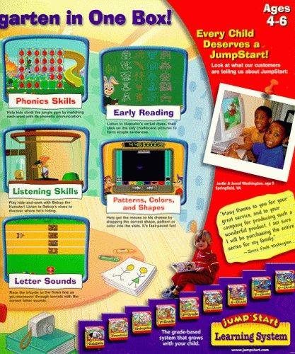 Jumpstart Worksheets For Kindergarten