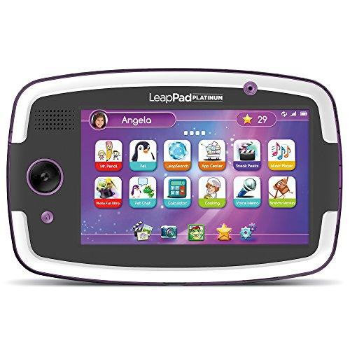 Kids Learning Tablet >> Leapfrog Leappad Platinum Kids Learning Tablet Purple