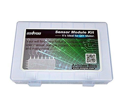 Osoyoo sensor kit modules for arduino uno r mega
