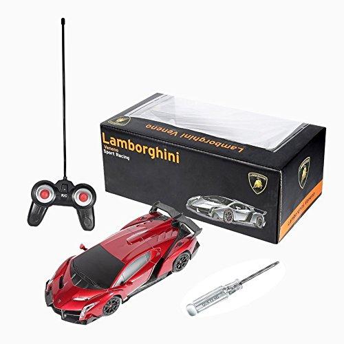 Rw 1 24 Scale Lamborghini Veneno Car Radio Remote Control Sport