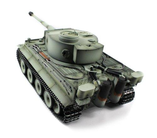 taigen german tiger 1 electric airsoft rc tank full metal