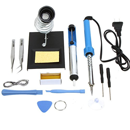 Electronic Hand Tools : Electric diy circuit tools kit complete set