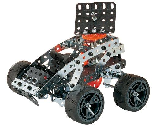 Offer Up Cars For Sale >> Meccano-Erector – Super Construction Set, 25 Models, 640+ Parts (Discontinued by manufacturer)