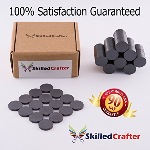 Skilled Crafter Strong Magnets For Crafts 100 In A Box Grade 5