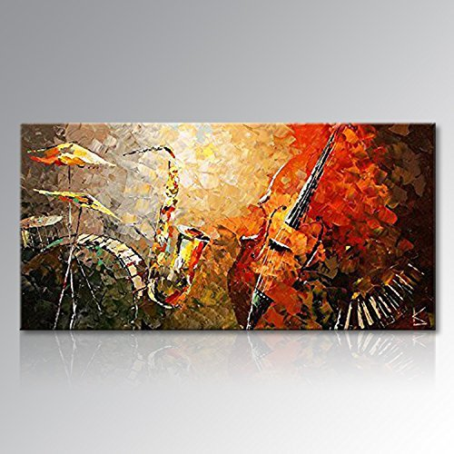 Everfun Art Hand Painted Oil Painting On Canvas Modern