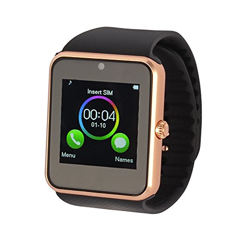 Luckiness Smartwatch With Bluetooth For Android 4 2 And Above