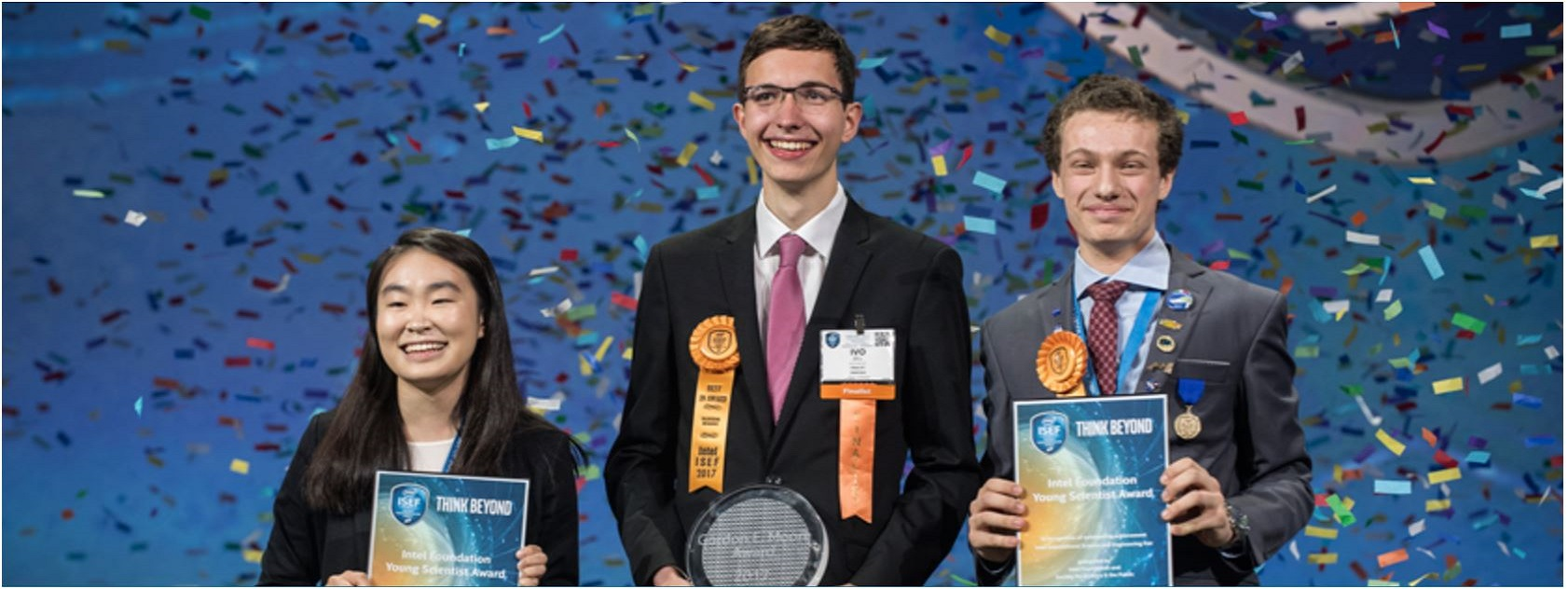 Intel ISEF International Awards. Be a STEM Winner!
