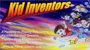 Kid Inventors: An Educational Comic Book!
